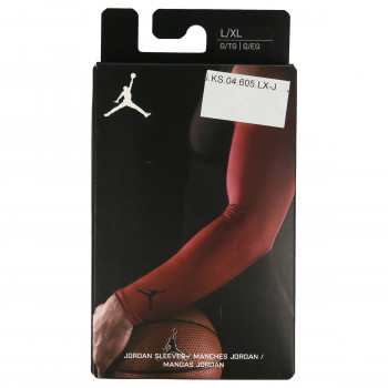 NIKE Maneci JORDAN SHOOTER SLEEVES L/XL GYM RED/BLACK