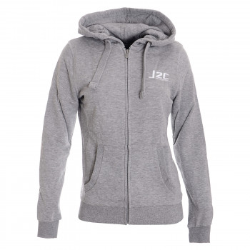 J2C Hanorace cu fermoar J2C WOMEN FULL ZIP HODDY