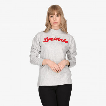 LONSDALE Hanorac RETRO LADY SWEAT