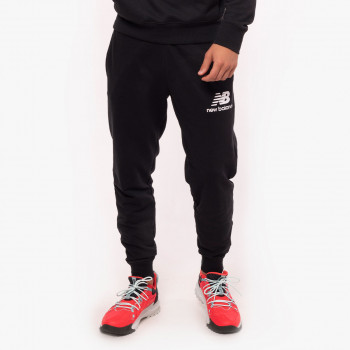 NEW BALANCE Pantaloni trening ESSENTIALS STACKED LOGO SWEATPANT