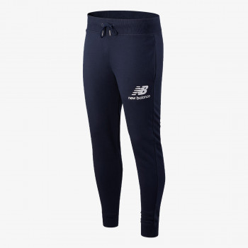 NEW BALANCE PANTALONI DE TRENING ESSENTIALS STACKED LOGO SWEATPANT