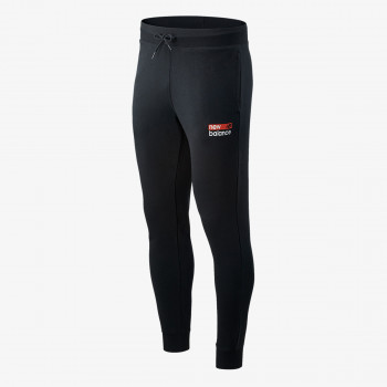 NEW BALANCE Pantaloni trening NB CLASSIC CORE GRAPHIC FT PANT