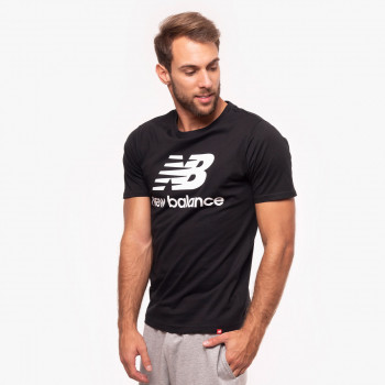 NEW BALANCE TRICOURI ESSENTIALS STACKED LOGO T