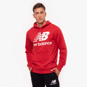 NEW BALANCE Hanorace ESSENTIALS STACKED LOGO PO HOODIE