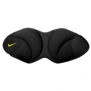 NIKE Greutati ANKLE WEIGHTS 2.5 LB/1.1 KG EACH BLACK/BLACK/VOLT