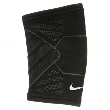 NIKE Cotiere NIKE ADVANTAGE KNITTED ELBOW SLEEVE M BLACK/ANTHRACITE/WHITE