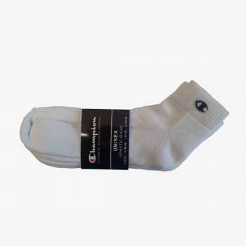 CHAMPION Sosete COTTON MEN HALF TERRY SNEAKER SOCK
