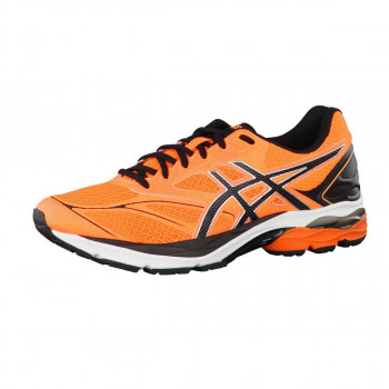 ASICS Pantofi sport GEL-PULSE 8 SHOCKING ORANGE/BLACK/WHITE