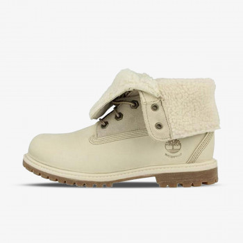 TIMBERLAND Ghete AUTH TEDY FLCE WP OF OFF WHITE