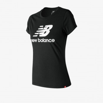 NEW BALANCE TRICOURI ESSENTIALS STACKED LOGO TEE