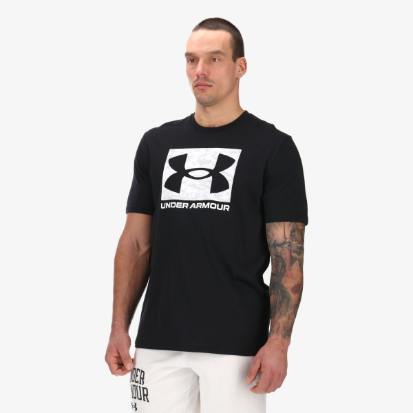 UNDER ARMOUR Tricou UA ABC CAMO BOXED LOGO SS