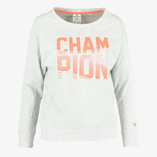 CHAMPION Hanorac LADY CRUSH CREWNECK