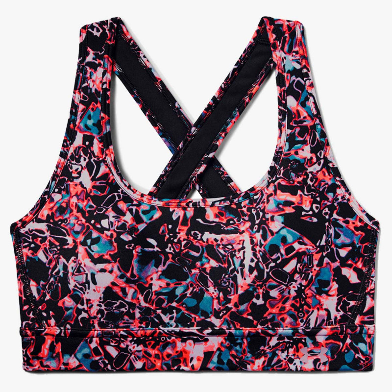 UNDER ARMOUR Bustiere ARMOUR MID CROSSBACK PRINTED BRA