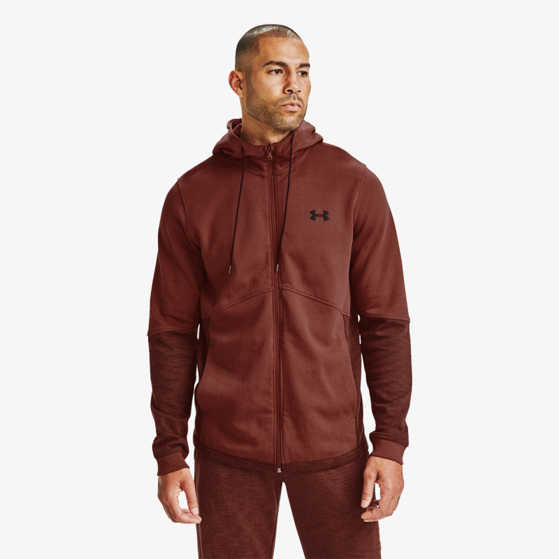 UNDER ARMOUR Hanorac DOUBLE KNIT FZ HOODIE