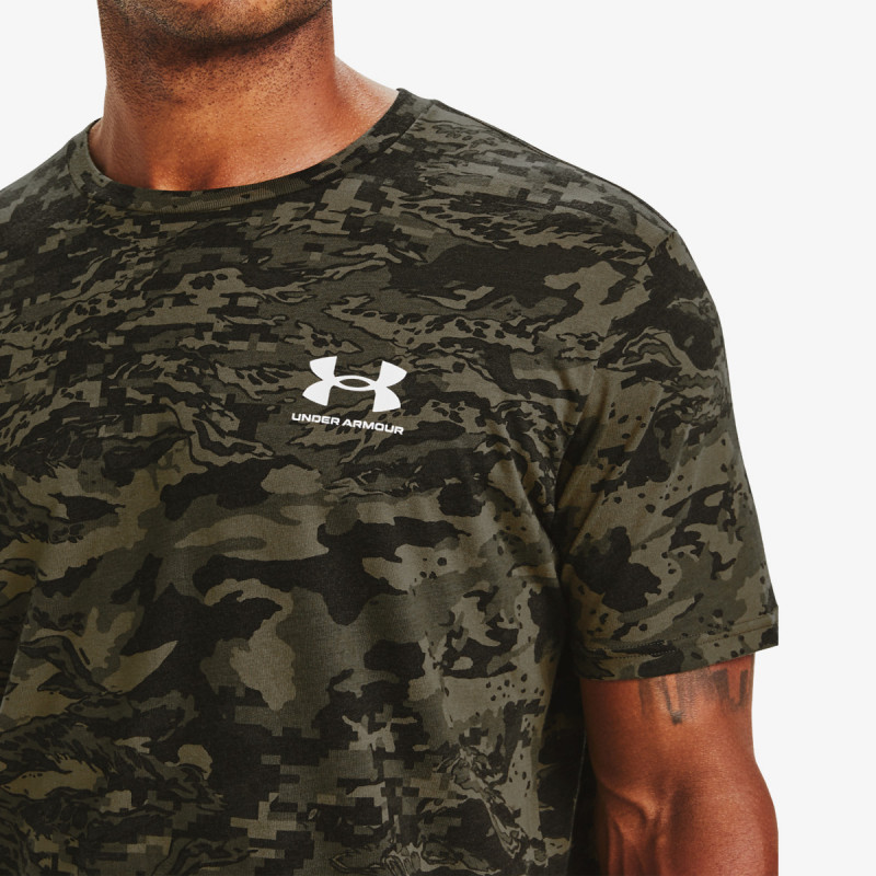 UNDER ARMOUR Tricouri UA ABC CAMO SS