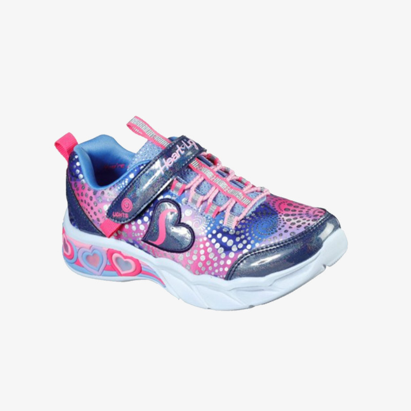 SKECHERS Pantofi sport SWEETHEART LIGHTS