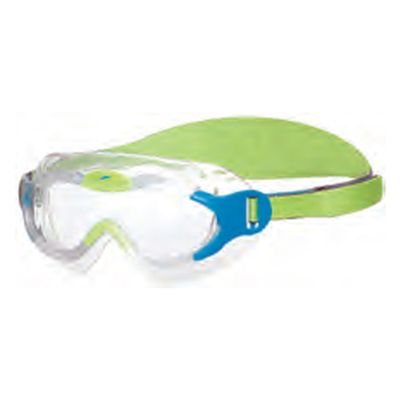 SPEEDO Ochelari inot SEA SQUAD MASK JU BLUE/GREEN
