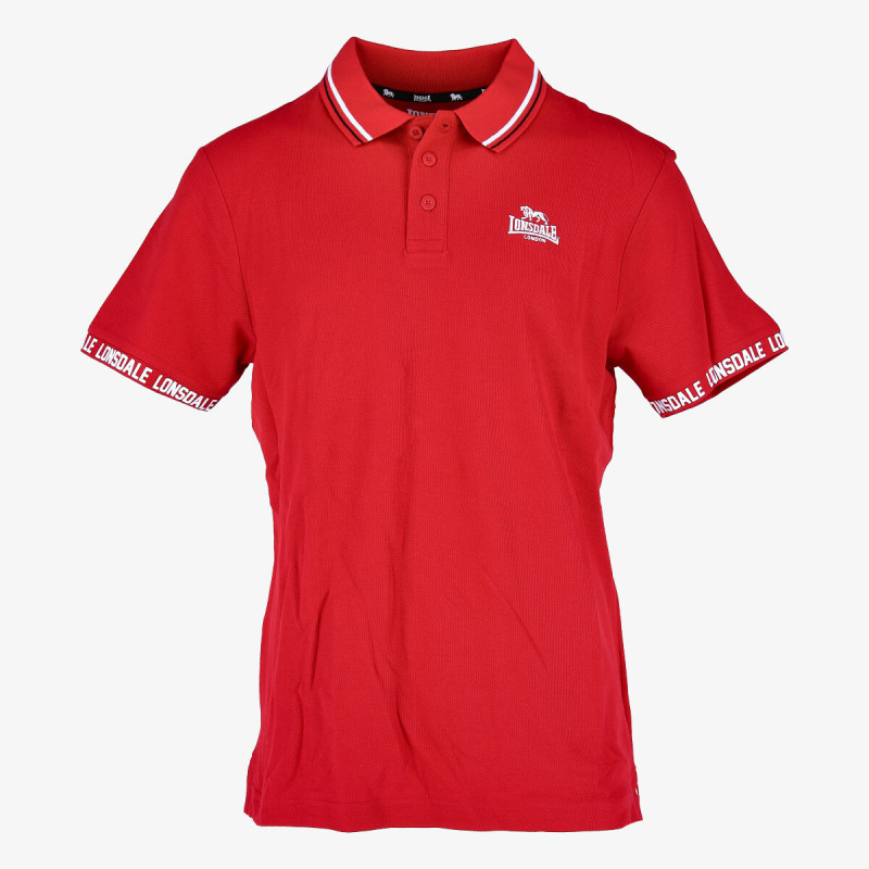 LONSDALE Tricouri polo FLAG LOGO POLO