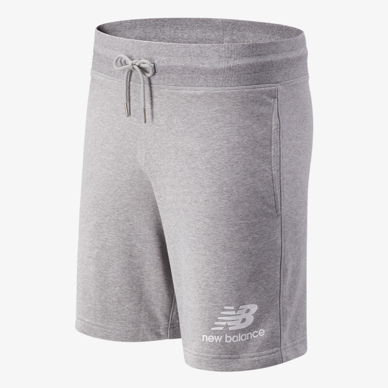 NEW BALANCE Pantaloni scurti ESSENTIALS STACKED LOGO SHORT
