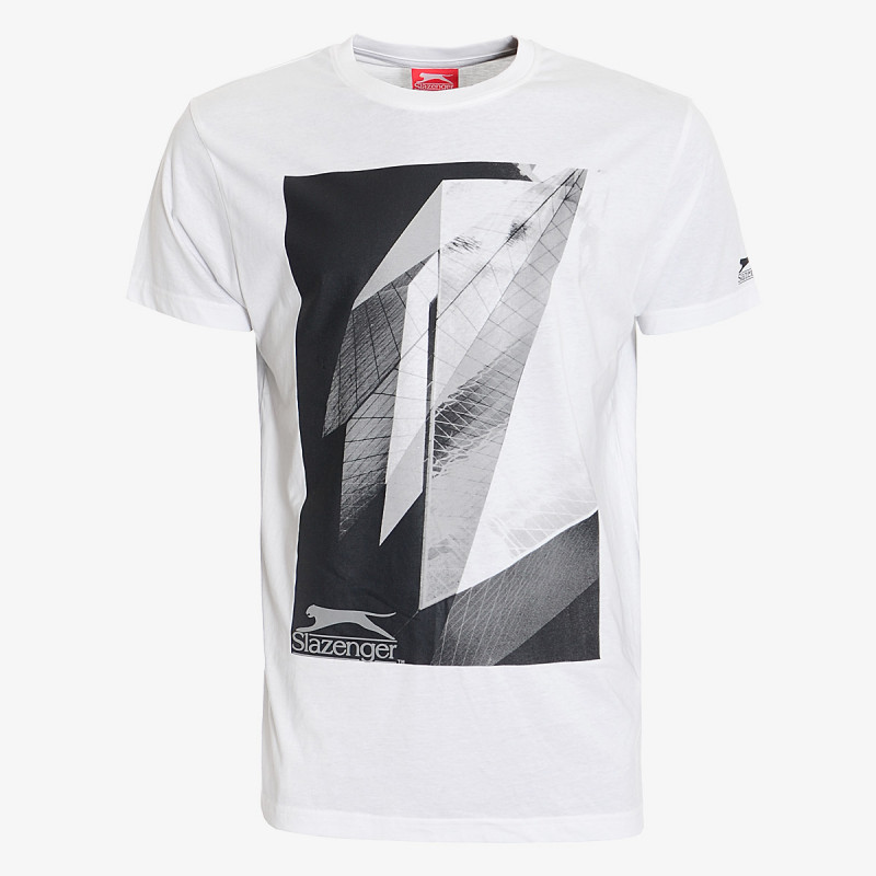 SLAZENGER TRICOURI GRAPHIC 2 T-SHIRT