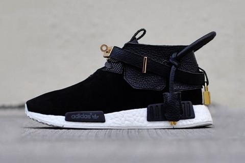 Inspirat de Hermes, The Remade reinventează modelul Adidas Originals NMD