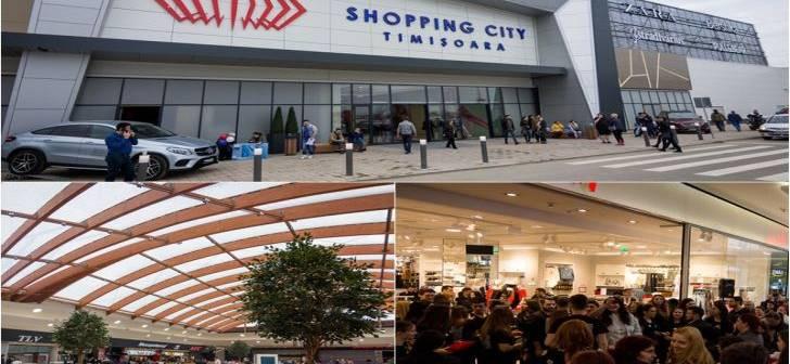 Am deschis magazinul Sport Vision din Shopping City Timișoara!